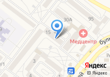 Компания «Миф» на карте