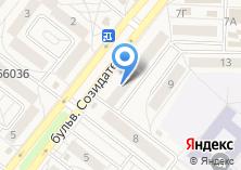 Компания «Стефания» на карте