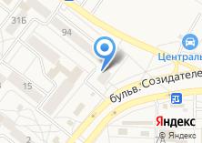 Компания «УФК Управление Федерального казначейства по Иркутской области» на карте