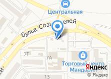Компания «Карпов» на карте