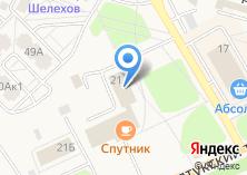 Компания «СибЭкоТранс» на карте