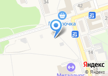Компания «Music Town» на карте