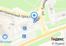 Компания «Багульник» на карте