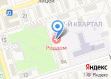 Компания «Шелеховский перинатальный центр» на карте