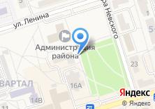 Компания «Строящееся административное здание по ул. Ленина (г. Шелехов)» на карте