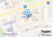 Компания «Фарт-Мебель» на карте