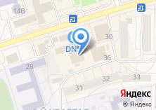 Компания «Vinci» на карте