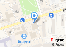 Компания «Фолк» на карте