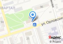 Компания «Отдел культуры» на карте