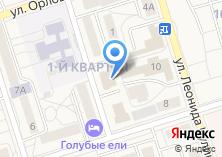 Компания «Компания МетСити» на карте