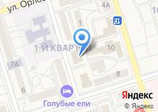 Компания «Электрон-Сервис» на карте