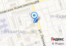 Компания «МаRки» на карте