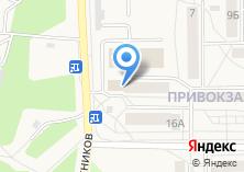 Компания «Иркутская областная общественная организация охотников и рыболовов» на карте