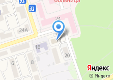 Компания «Иркутскэнергосбыт» на карте