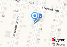 Компания «DviжОк» на карте