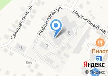 Компания «Мидасстрой» на карте