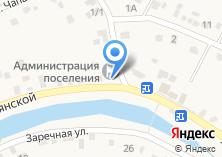 Компания «Администрация Смоленского муниципального образования Иркутской области» на карте