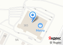 Компания «Метро Кэш энд Кэрри» на карте
