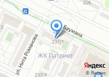 Компания «Баргузин-Транс» на карте