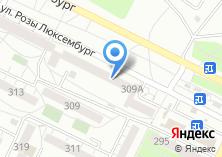Компания «Digital» на карте