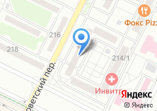 Компания «Сибирская Сетевая Компания» на карте