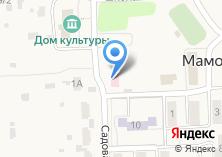 Компания «Фельдшерско-акушерский пункт с. Мамоны» на карте
