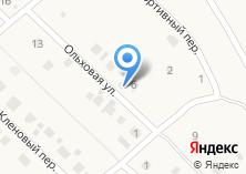 Компания «Антуриум» на карте