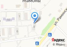 Компания «Администрация Мамонского муниципального образования» на карте