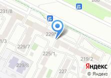 Компания «ЗОО Макс» на карте