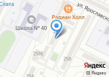 Компания «Байкал Ролл» на карте