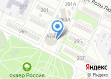 Компания «Ёлки-иголки» на карте