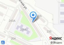 Компания «Монтажная компания» на карте
