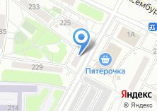 Компания «АКБ Радиан» на карте
