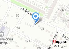 Компания «На Баумана» на карте