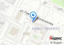 Компания «Белореченское» на карте
