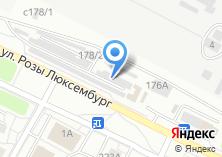 Компания «БАЙКАЛ-ТРАНСФЕР» на карте