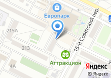 Компания «Общественная приемная депутата Иркутской городской Думы Боровикова А.А.» на карте