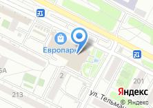 Компания «Lemoda» на карте