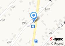 Компания «Орион» на карте