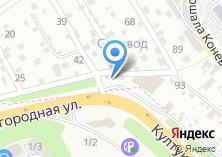 Компания «Магазин погонажных изделий» на карте