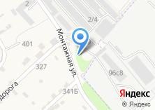 Компания «Автоflash» на карте
