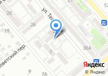 Компания «Томский разлив» на карте