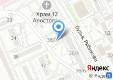 Компания «Service Power» на карте