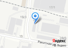 Компания «Илим-СМК» на карте