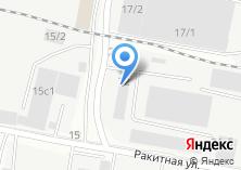 Компания «Иркутский вермикулит» на карте