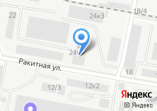 Компания «Региоснаб-Иркутск» на карте
