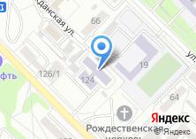 Компания «Детский дом №1 г. Иркутска» на карте