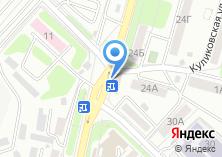 Компания «Триада» на карте