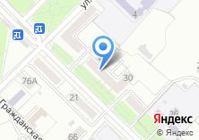 Компания «Такемусу Айкидо» на карте