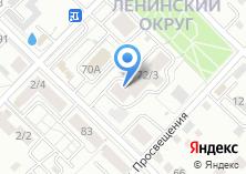 Компания «Курица-гриль» на карте